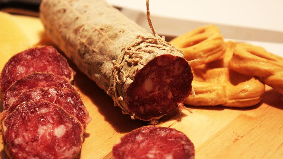 Salumi tipici pugliesi for Prodotti tipici roma